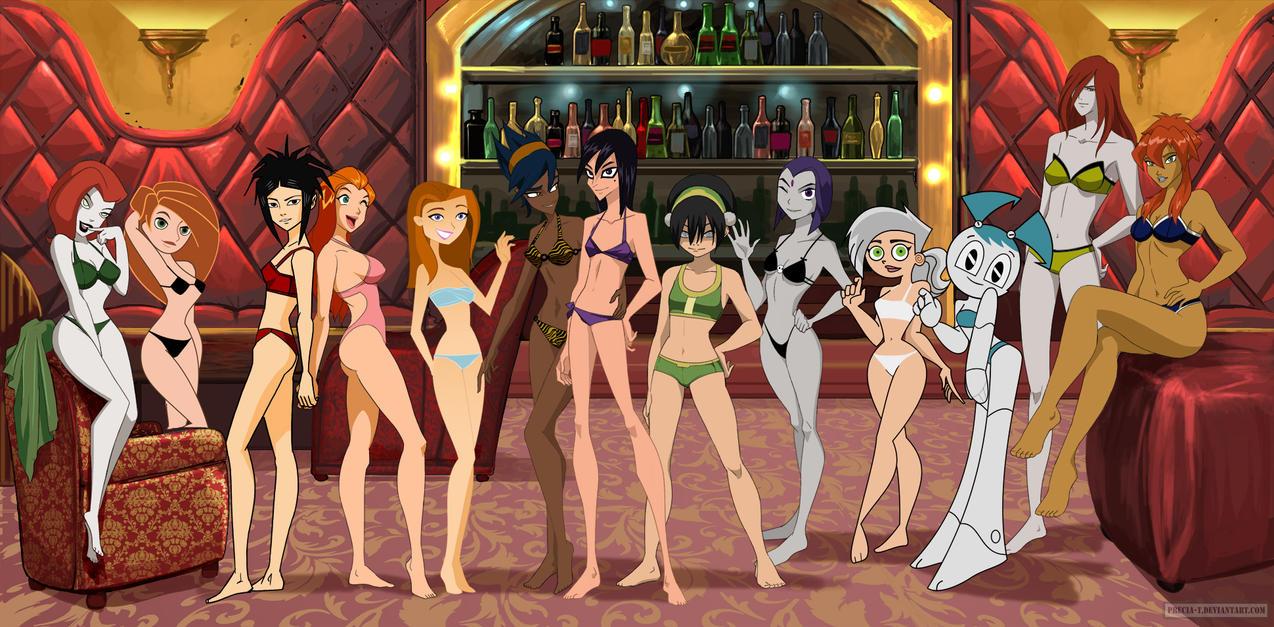 Futanari cartoon movies sex photos