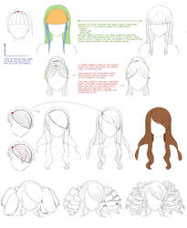 Haircut tutorial peek by Precia-T