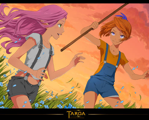 TARGA: best friends