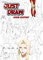 Anime anatomy book by Precia-T