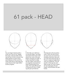 61-st pack - head
