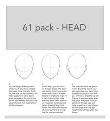 61-st pack - head by Precia-T