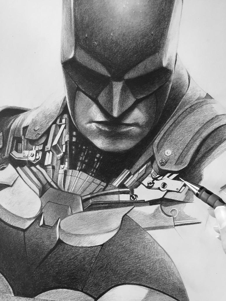 Batman W.I.P by Precia-T