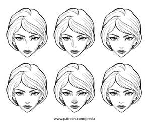 Noses types