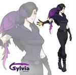 Sylvia - commission