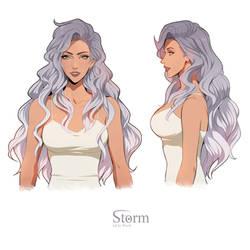 Storm -  commission