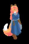 Alikaia Character Concept by ArtificialPhoenix