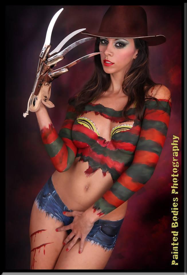 Kerri Taylor Freddy by modelkerritaylor