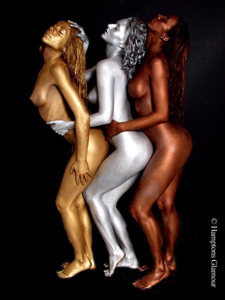 Kerri Taylor Paint by modelkerritaylor