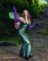 Kerri Taylor mermaid by modelkerritaylor