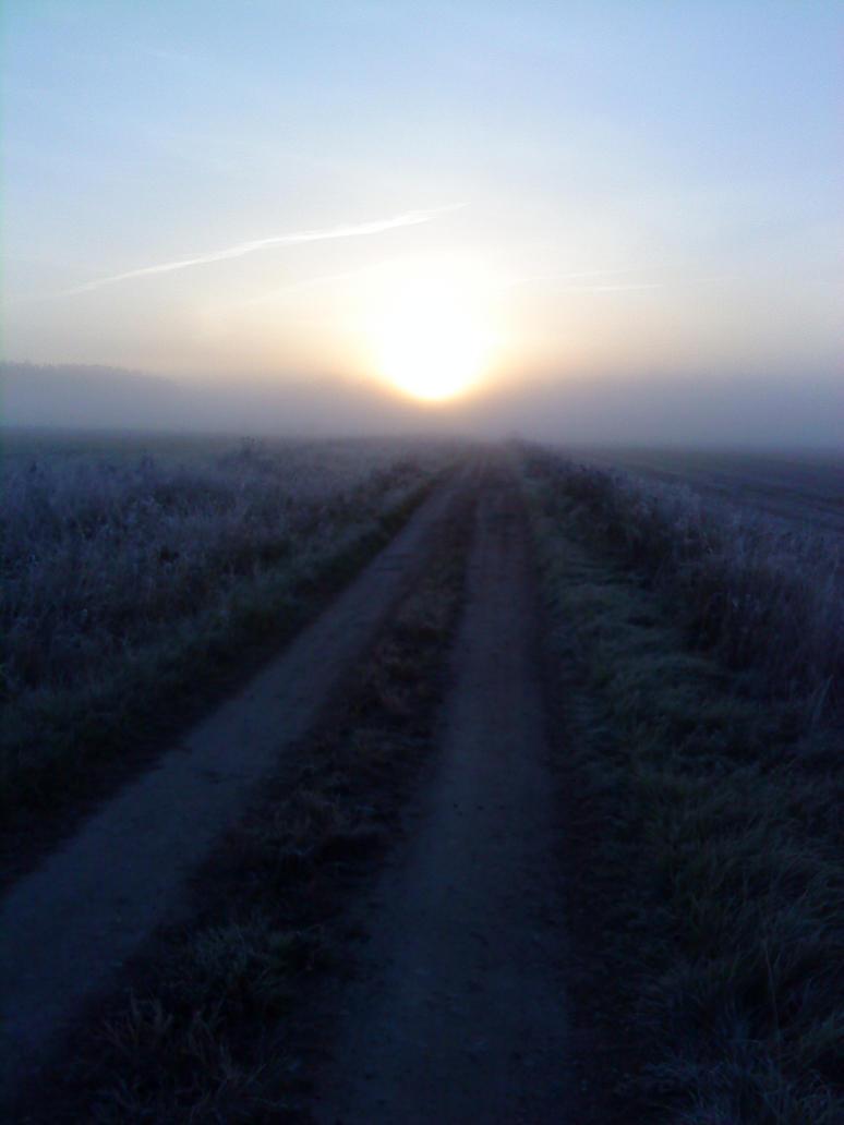 Morning Mist by ShadrakhYehochanan
