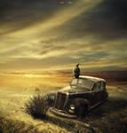 Desert by zeuxxxx