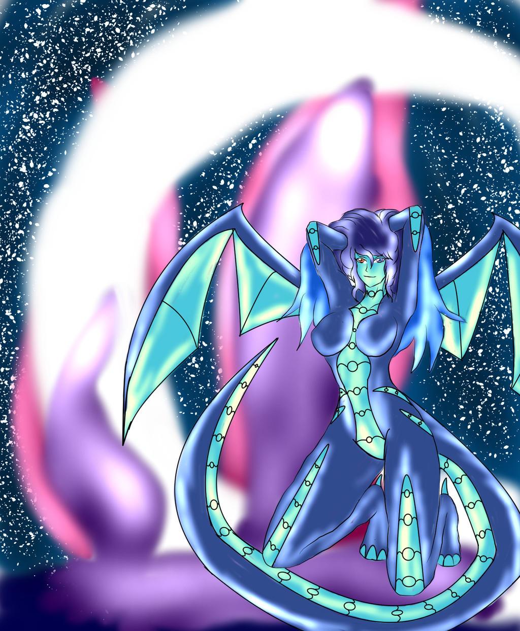 MLP Fusion: Luna Ember