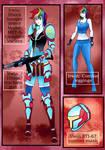 FWG Rainbow Dash (Shocktrooper) by Foxgar