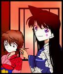 Geisha Ran and Ai