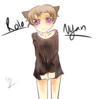 Rolo Nyan 2 by tinadapenguin1