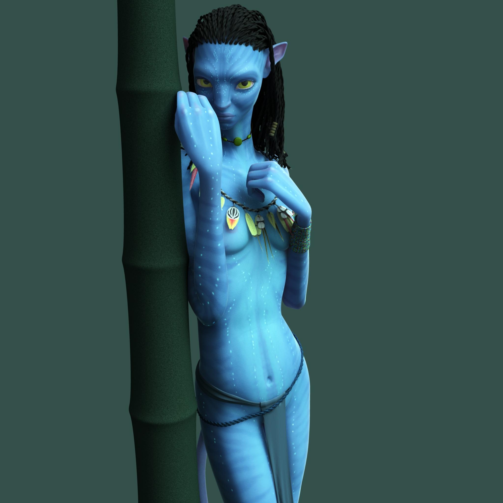 фото голых аватаров из аватарии