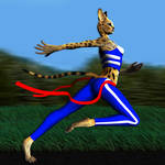 Cheetah's sprinting workout