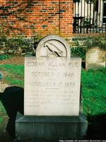 Westminster Hall - Poe grave by NickACJones