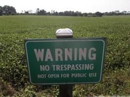WARNING by NickACJones