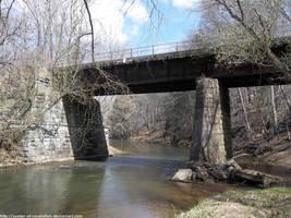 NCR - Railroad bridge by NickACJones