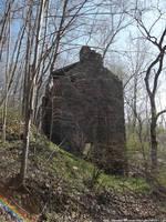 NCR - Abandoned trailside house by NickACJones