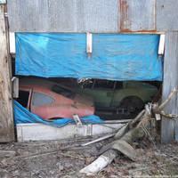 NCR - Derelict car annex by NickACJones