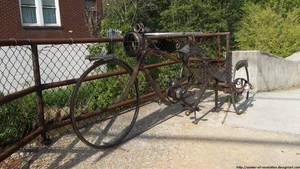 Ersatz bicycle by NickACJones