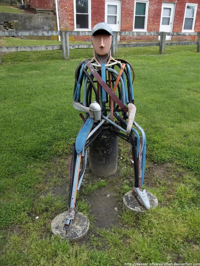 Drunken hobo robot by seeker-of-revelation