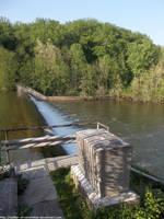 Dam monument by NickACJones