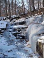 Frozen flow by NickACJones