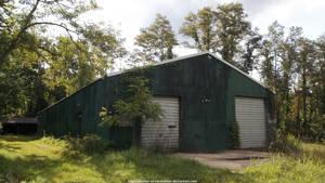 Forgotten warehouse by NickACJones