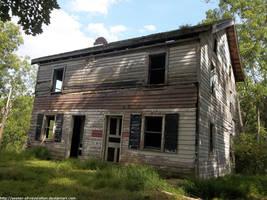 Heritage trail house by NickACJones