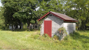 Preserved shed by NickACJones