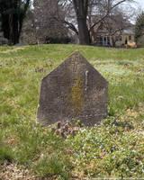 Worn gravestone by NickACJones