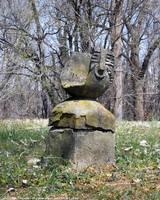 Broken urn by NickACJones