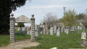 Mikro Kodesh Beth Israel Cemetery by NickACJones