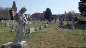 St. Anne's Cemetery by NickACJones
