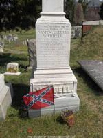 Confederate Navy grave by NickACJones