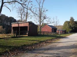 Disused sheds by NickACJones