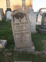 Alexander Pogorelskin's grave by NickACJones