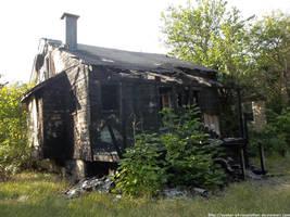 House fire by NickACJones