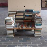 Book chair by NickACJones