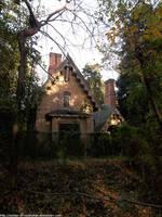 Clifton Park gardener's cottage by NickACJones