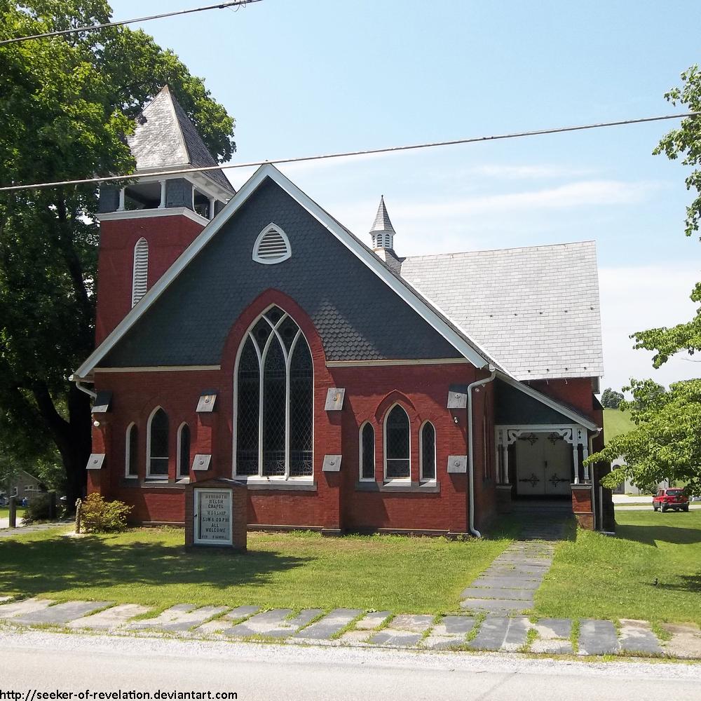 Rehoboth Welsh Church by NickACJones
