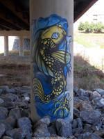 Catfish graffiti by NickACJones