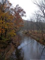 Bend in the stream by NickACJones
