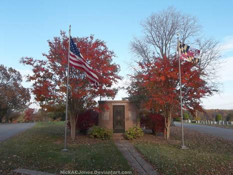 Parkwood in autumn