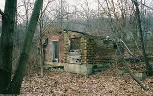 Centralia - Abandoned house by NickACJones