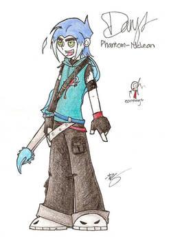 -Daryl Phantom-McLean